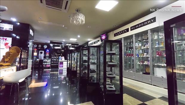 Singaporean Company Selling Luxury Goods in N. Korea