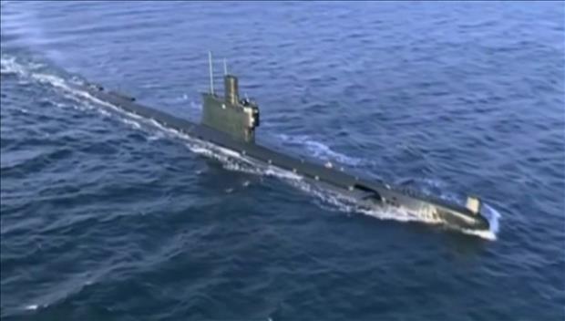 Découverte d'un sous-marin nord-coréen suspect en mer de l'Est