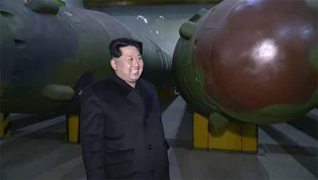 EEUU prevé que Pyongyang tendrá un misil nuclear intercontinental en 2018