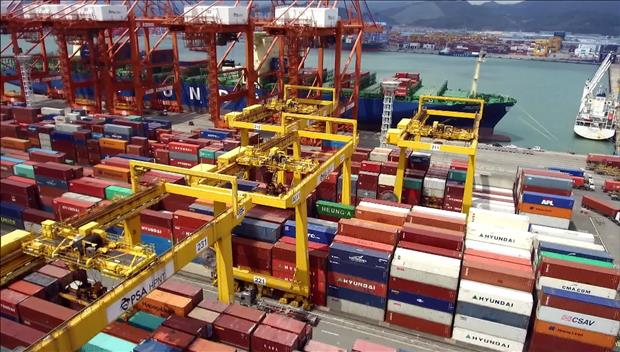 Las exportaciones surcoreanas aumentan un 19,5% en julio