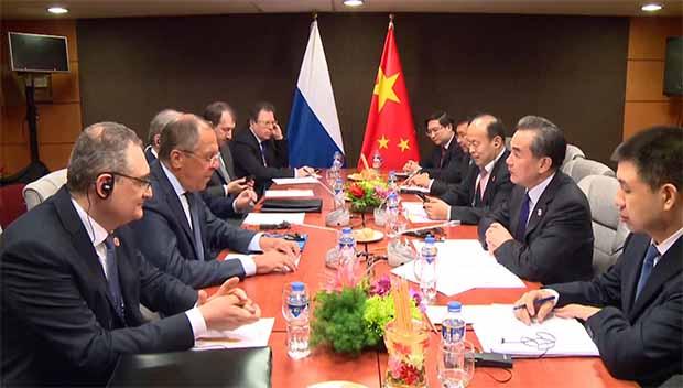 Mỹ, Trung Quốc, Nga nỗ lực ngăn chặn nguy cơ xung đột trên bán đảo Hàn Quốc