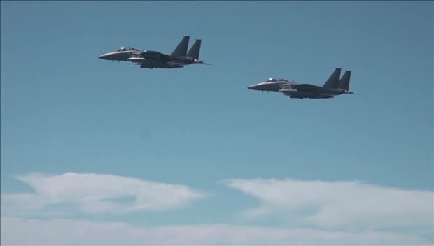US Deploys More Military Assets to Korean Peninsula Region
