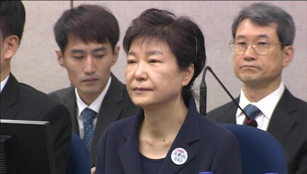 Choi Gate : Park Geun-hye entend assumer mais dénonce un règlement de compte politique