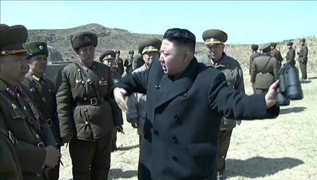 Pyongyang censura las maniobras marítimas de Corea del Sur y EEUU