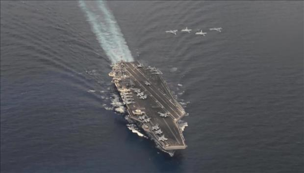 الرئيس الأمريكي يؤكد أن بلاده مستعدة للحرب مع كوريا الشمالية