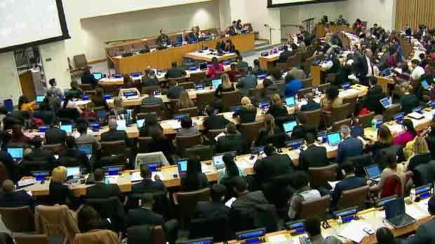 联大第三委员会通过北韩人权决议案 韩政府表示欢迎