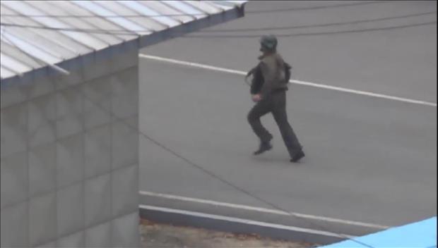 UN-Kommando: Nordkoreanische Soldaten feuerten bei Jagd nach Überläufer über die Grenze