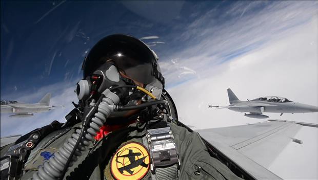 韓米空軍 過去最大規模の合同演習