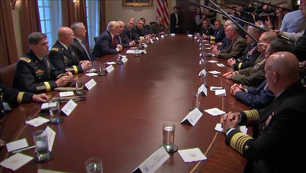 Weißes Haus widerspricht Tillersons Aussagen zu Dialog mit Nordkorea