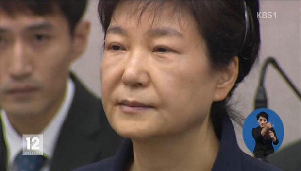 Ex-Präsidentin Park verweigert weiterhin jegliche Aussage