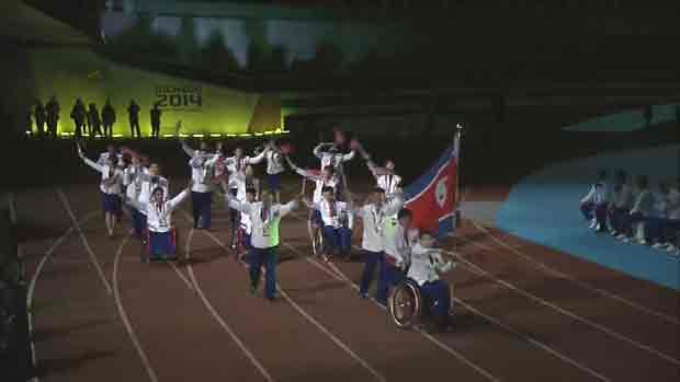 Команды Юга и Севера пройдут под общим флагом на Олимпиаде в Пхёнчхане