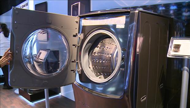 美国决定对三星和LG洗衣机采取紧急进口限制措施