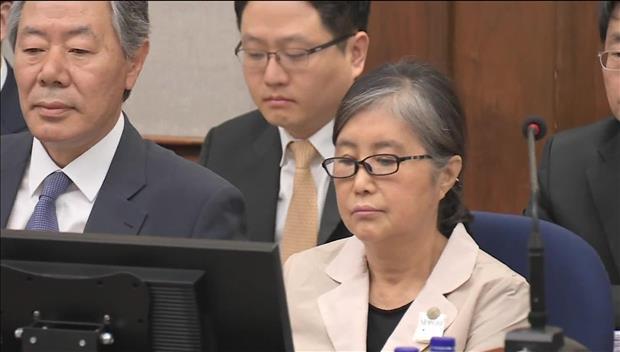 国政介入の崔順実被告 1審判決で懲役20年