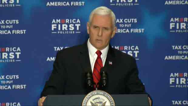 Майкл Пенс: США будут продолжать политику максимального давления на Пхеньян