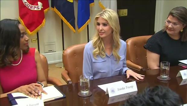 Ivanka Trump wird am Freitag in Korea erwartet