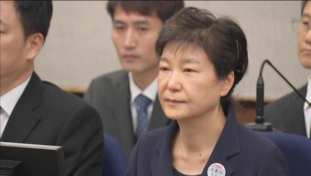 Staatsanwaltschaft fordert 30 Jahre Haft für Ex-Präsidentin Park Geun-hye