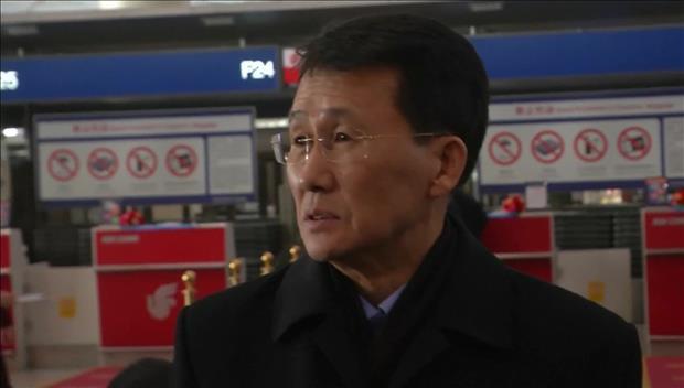 Nordkoreanischer Diplomat für Gespräche mit Südkorea und USA in Finnland eingetroffen