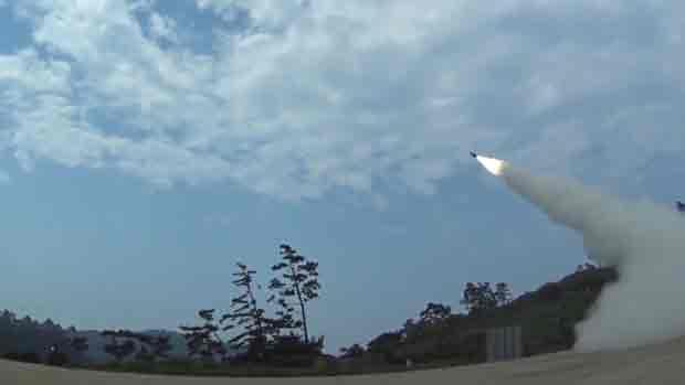 Corea del Sur planea crear una nueva tropa de misiles tácticos