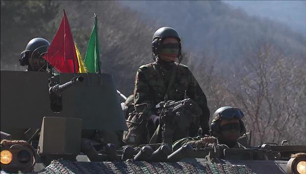 Военные учения РК и США начнутся с 1 апреля