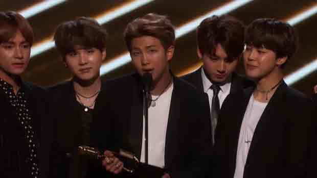 美公告牌选出百首最佳男团歌曲 韩国共有九首歌曲上榜