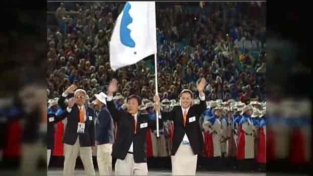 إقامة مباراة لكرة السلة بين الكوريتين في بيونغ يانغ في شهر يوليو