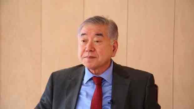 Moon Chung-in insiste sur la nécessité de maintenir les troupes américaines