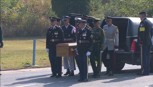 Une délégation américaine à Pyongyang pour rapatrier les dépouilles de soldats