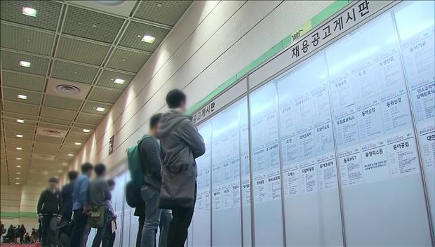 La creación de empleo de Corea del Sur se ralentiza en junio