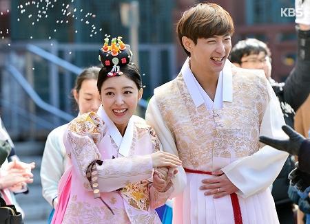 Le mariage en Corée
