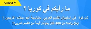 아랍어 설문