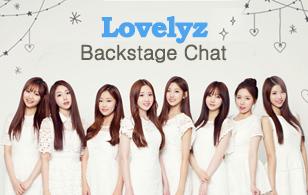 Восемь непринуждённых и обаятельных девушек группы 'Lovelyz'
