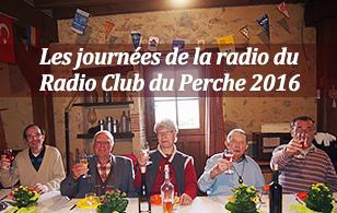 Les journées de la radio du Radio Club du Perche 2016