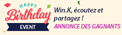 Win.K, écoutez et partagez !