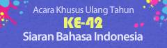 Siaran Bahasa Indonesia