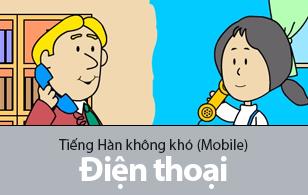 Tiếng Hàn không khó (Mobile)