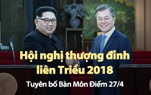 Hội nghị thượng đỉnh liên Triều 2018