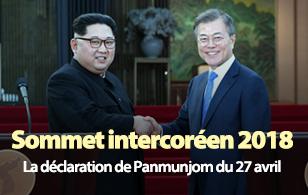 Sommet intercoréen 2018
