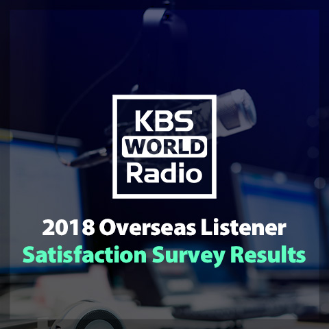 2018 Overseas Listener Satisfaction Survey Results