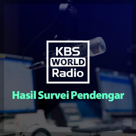 Hasil Survei Pendengar 2018