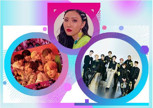 2019 K-POP 연말결산 설문조사 - E