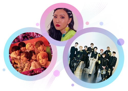 2019 K-POP 연말결산 설문조사 - F