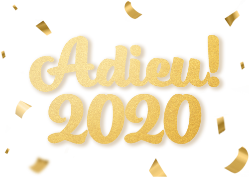 Pesta Akhir Tahun 2020!