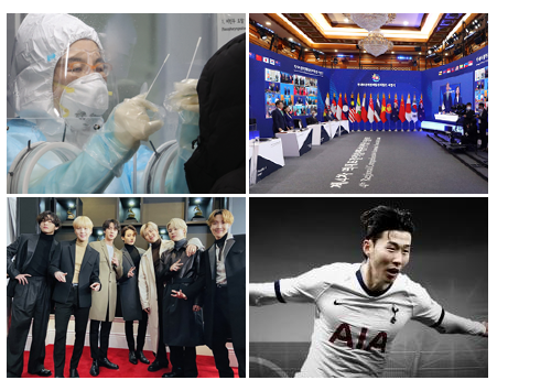 KBS World Radio Top 10 News Stories of 2020