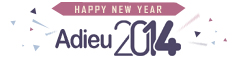 Adieu 2014