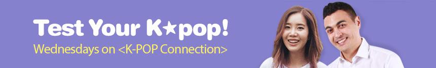 Test your k-pop!