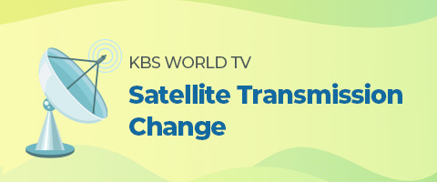 Satellite Transmission Change