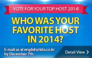 Vote for your Top Host 2014!