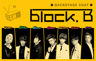 The Seven Boys Singing of Love, Block B!