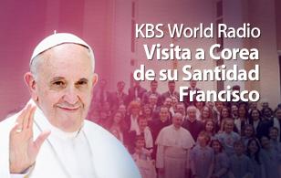 Visita a Corea de su Santidad Francisco