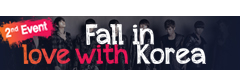 Fall in love with Korea